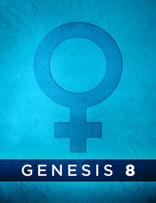 Genesis 8 Female Anatomical Elements