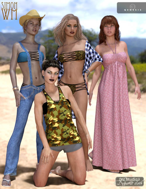 Dynamic Classics for Victoria 7 & Genesis 3 Female(s)