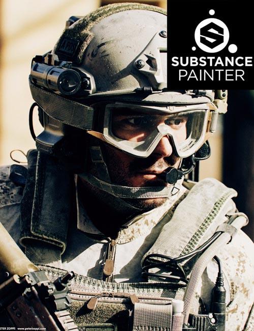 Allegorithmic Substance Painter 2017.1.0 1661 Win