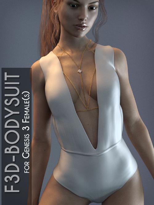 F3D Bodysuit for G3F