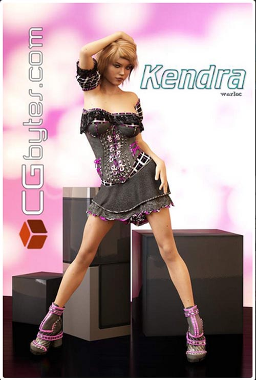 Kendra For G3F G8