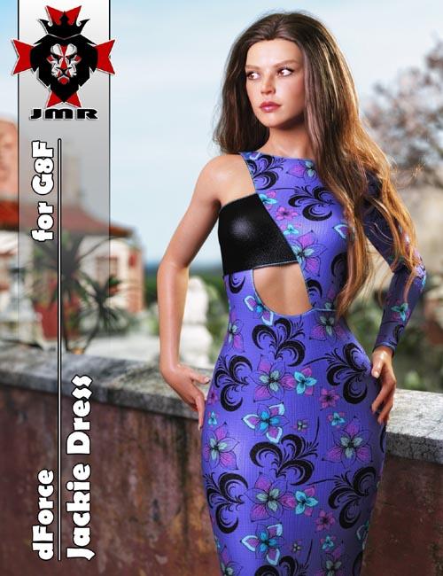 JMR dForce Jackie Dress for G8F