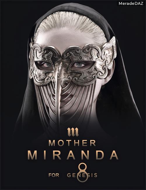 Mother Miranda for Genesis 8 and 8.1 Female
