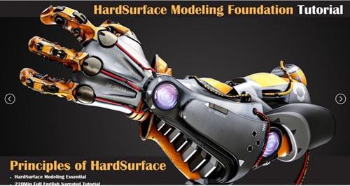 Flipped Normals - Hardsurface Modeling Foundation Tutorial
