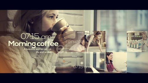 Videohive - My Daily Routine - 29150739