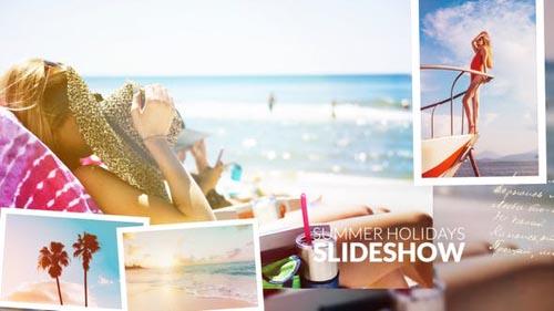 Videohive - Summer Holidays Slideshow - 27669627