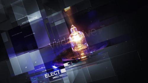 Videohive - Technological Concept - 29419290