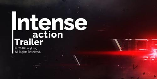 Videohive - Intense Action Trailer - 21217301
