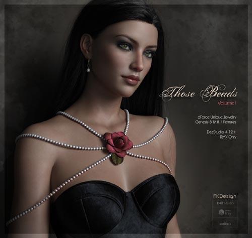 Those Beads Vol.1 - dForce Jewelry