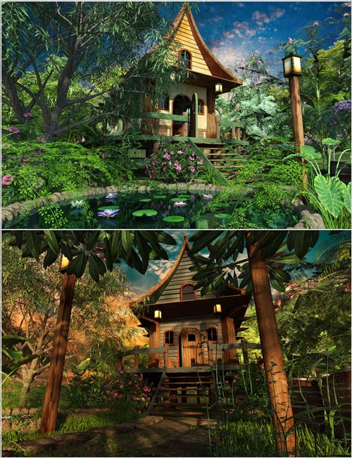 Tiny House and Parklands