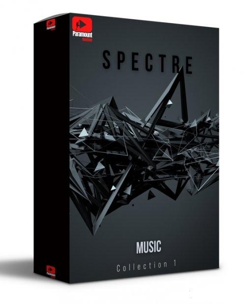 Paramount Motion - Spectre Music - Collection 1