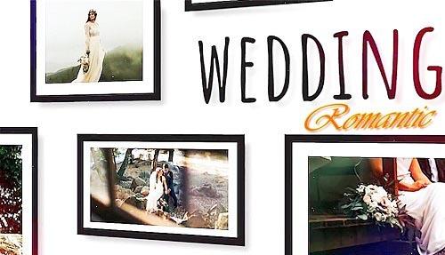 Romantic Wedding Memories Slideshow 452185 - Premiere Pro Templates