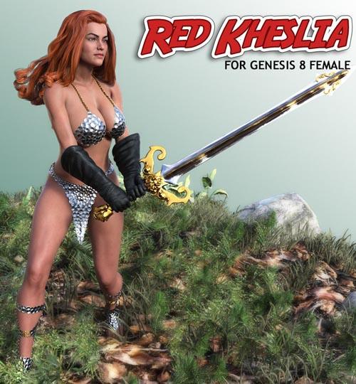 Red Kheslia G8F