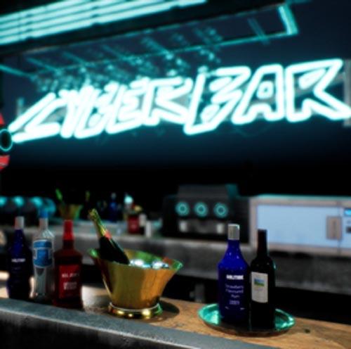Cyberpunk/Sci-fi Bar Asset Pack