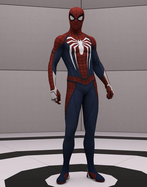 Advanced Suit for G8M