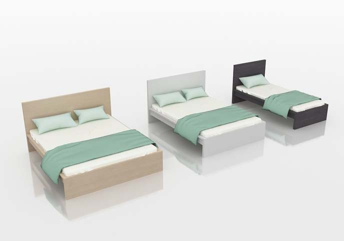 Ikea MALM bed collection