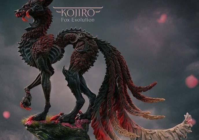 Kjiro Fox