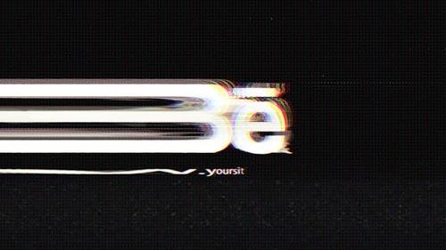 Videohive - Glitch Logo Reveal - 28156143