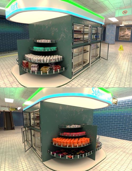 Subway Mart