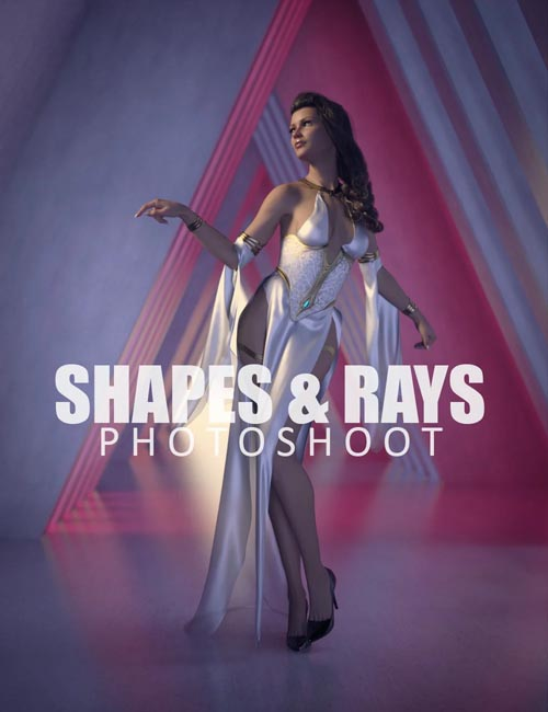 Shapes and Rays Photoshoot