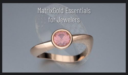 Udemy - MatrixGold Essentials for Jewelers - Video Training Course