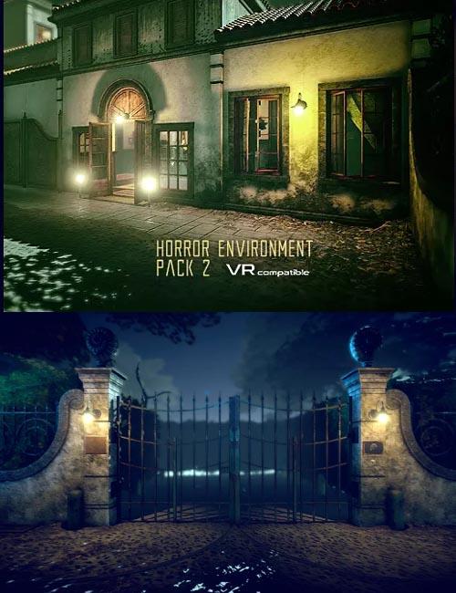 Horror Environment Pack 2
