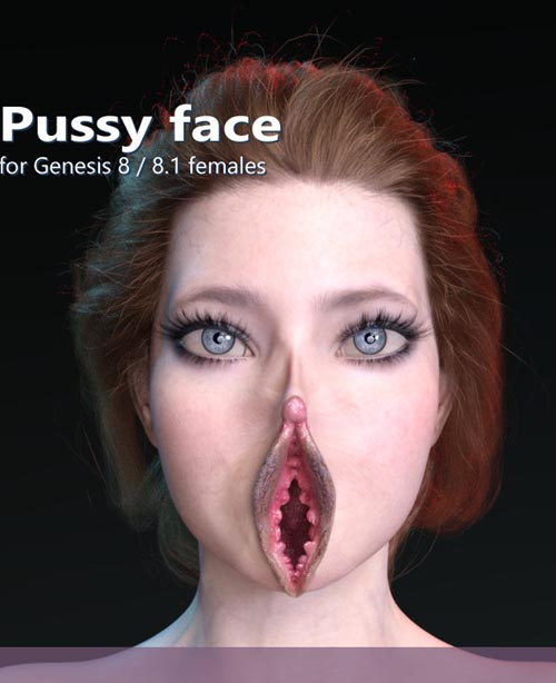 Pussy face for G8F and G8.1F