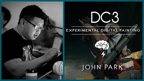 Brainstorm School - Experimental Digital Painting (DC3) with John Park