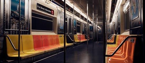 Artstation - Creating a metro train interior in Unreal Engine 5