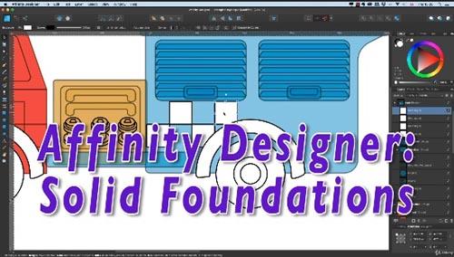 Udemy - Affinity Designer: Solid Foundations
