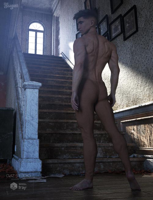 101 Series: Pure Elegance Ballet Poses for Genesis 8 Male