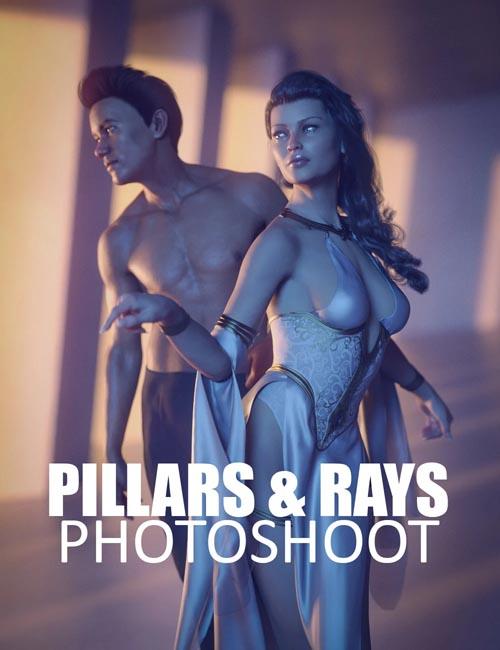 Pillars And Rays Photoshoot