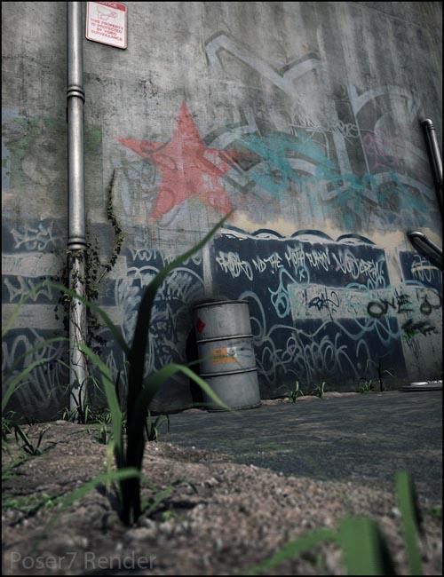 Derelict Corners Urban