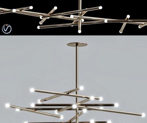 Trendy light fixtures