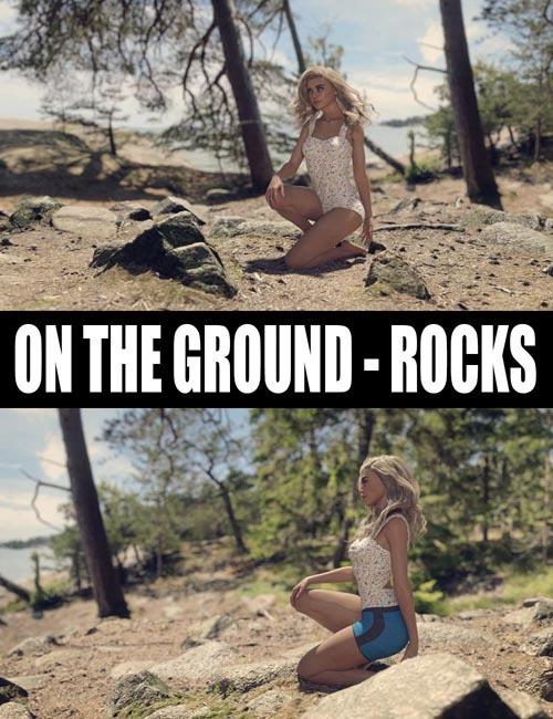 On The Ground - Rocks