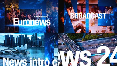 Videohive - Euronews openers - 32110948
