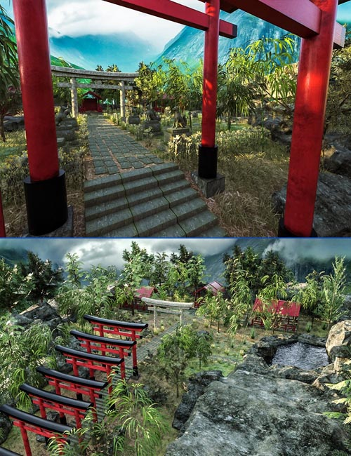 Kitsune Garden