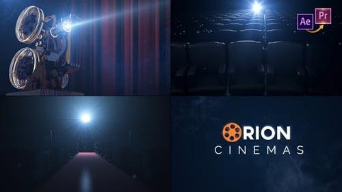 Videohive - Cinema Opener Premiere Pro - 32848924