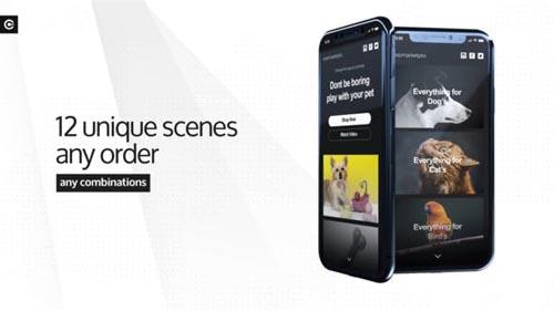 Videohive - App Mockup Presentation - 28250865