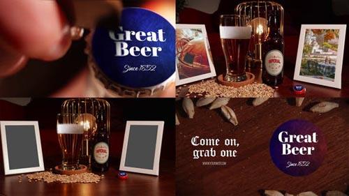 Videohive - Beer Slideshow Promo - 31352511