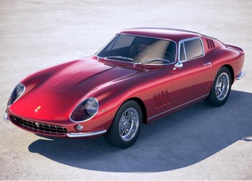 Ferrari 275 GTB 1964-1968