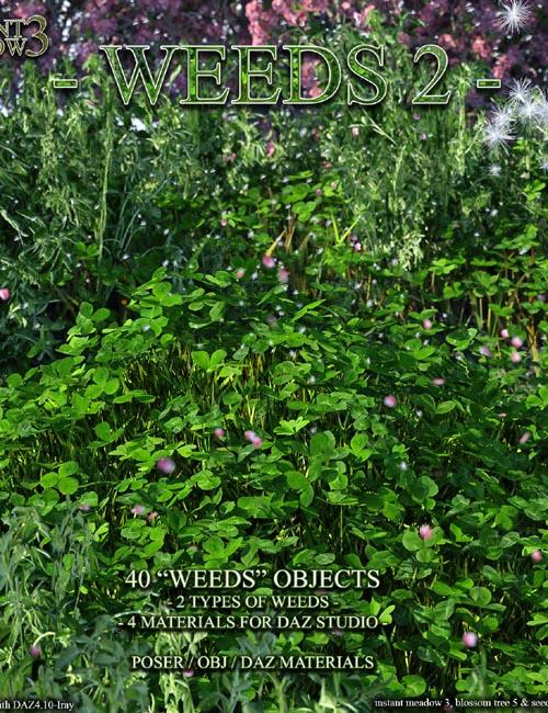 Flinks Instant Meadow 3 - Weeds 2
