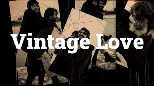 Videohive - Vintage Love - 32625869