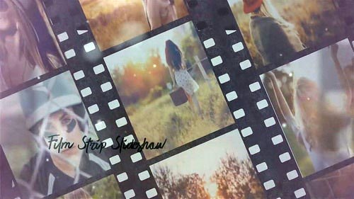 Film Strip Slideshow