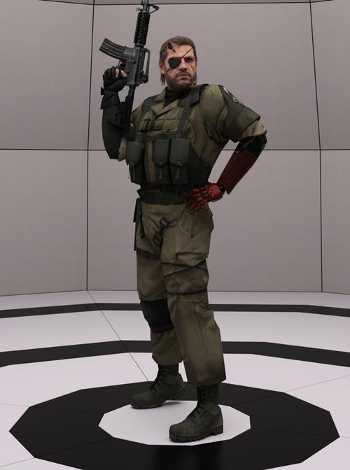 Venom Snake For G8M and G8.1M