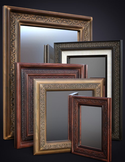 B.E.T.T.Y. Classic Mirrors