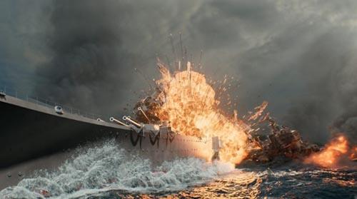 Sapphire FX - Houdini Ship Destruction Week1-3