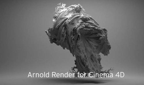 Arnold v4.0.0.1 for Cinema 4D R21 - R25 Win X64
