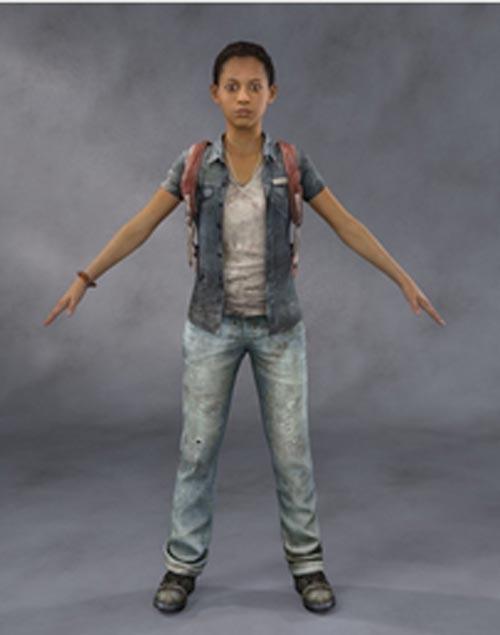 Riley For Daz Genesis 8 Female