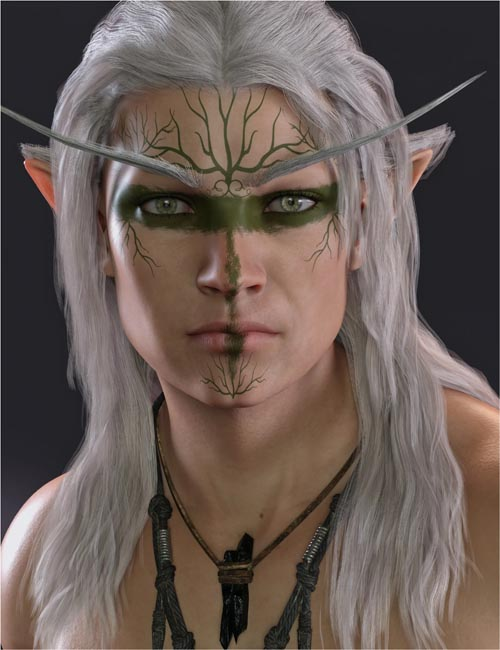 Storm for Genesis 8 Male